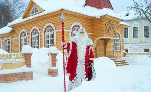 Дед мороз на дом в подольске