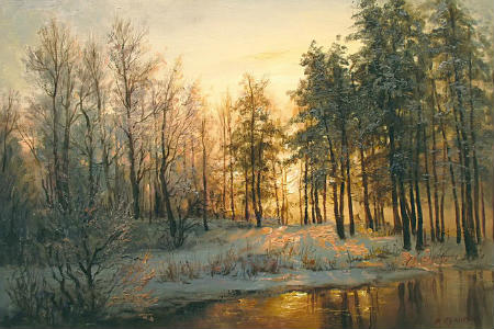 Валерий Бусыгин, пейзаж