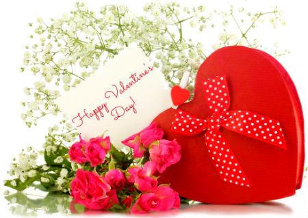 День Святого Валентина - День влюбленных